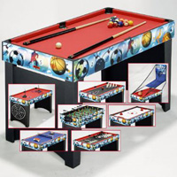 BCE multi games table X0682-ER tables UK