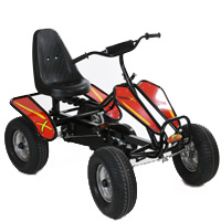 Ride on toys Dino Cars Pedal Carts Karts go-karts go-kart uk