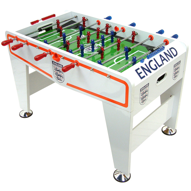 Mighty mast table football indoor games soccer tables uk for English football tables
