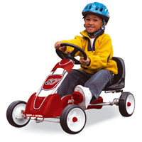 Radio Flyer Ride on toys pedal Pedal Carts Karts go-karts go-kart