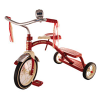 Radio Flyer classic red trike 12