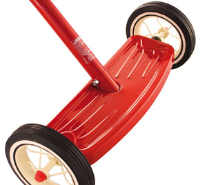 "Radio Flyer classic red trike 10"" Ride on toys pedal Pedal Carts Karts go-karts go-kart"