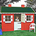 Playhouses Playhouse Play House Children Garden Honeypot Cottage Waltons UK