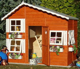 Shire Playhouses Playhouse Play House Children Garden UK