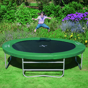 cheap outdoor trampoline